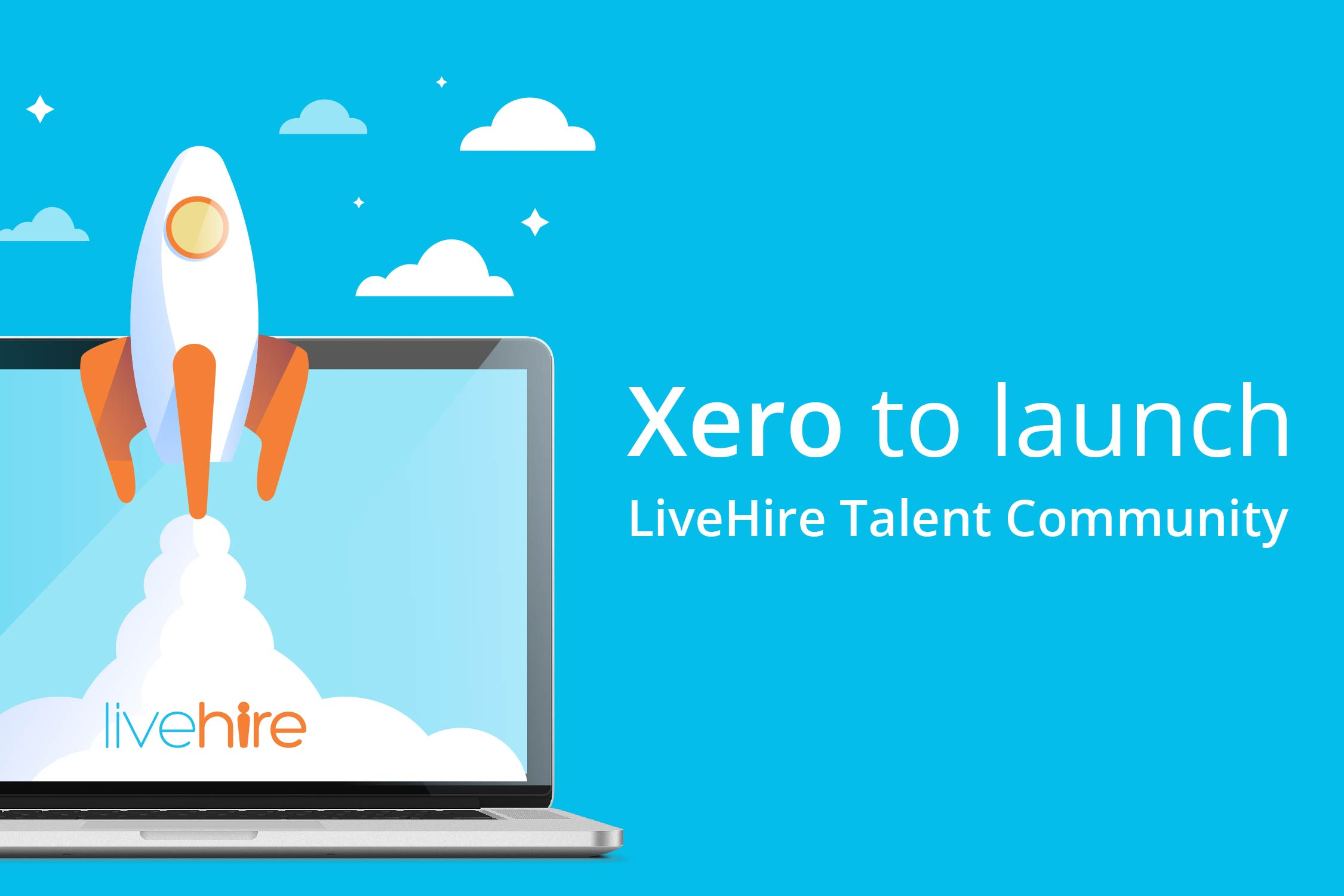 Xero to launch LiveHire Talent Community