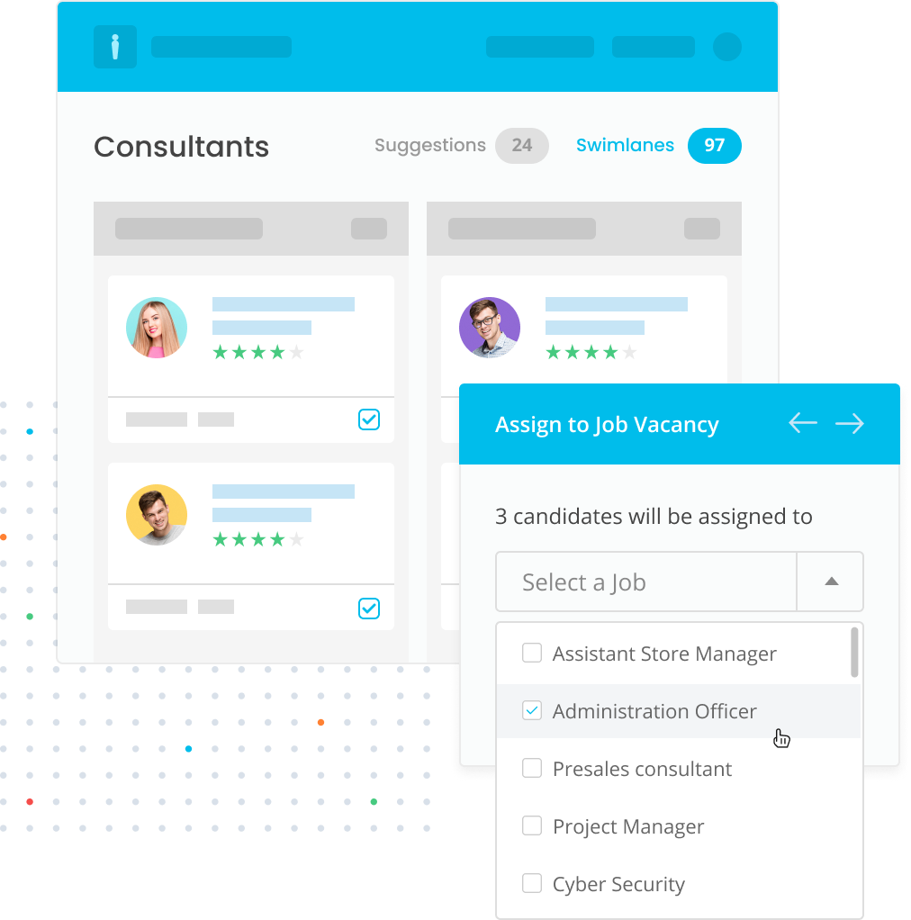 Supercharge your Talent Community to enable proactive hiring.