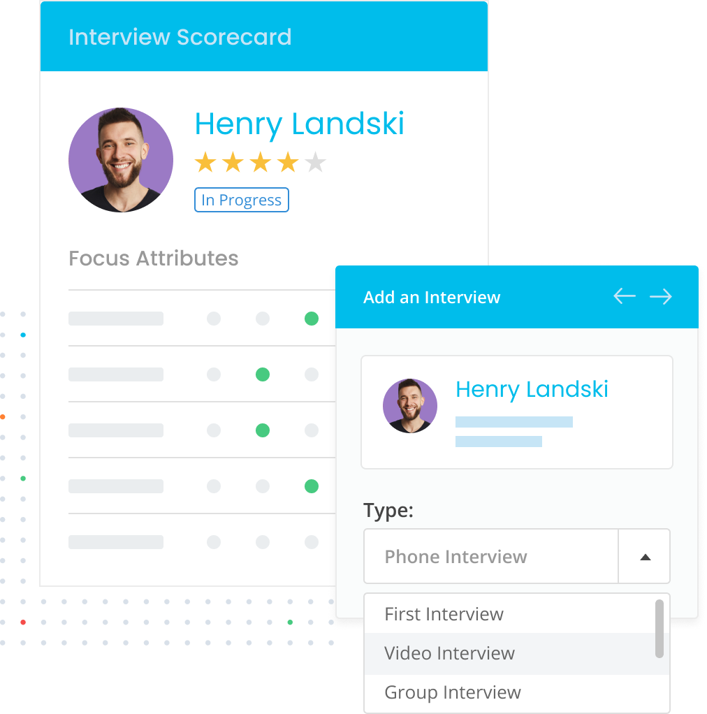 Prepare for the next generation of interview management.